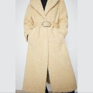 Fleece Coat Limited Edition